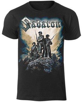 koszulka SABATON - VICTORY RECLAIMED