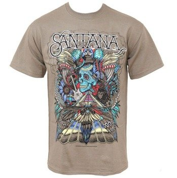 koszulka SANTANA - FOLK ART