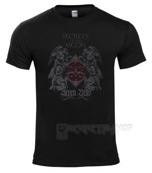 koszulka SECRETS OF THE MOON - SEVEN BELLS