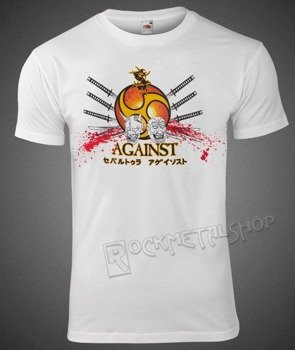 koszulka SEPULTURA - AGAINST 30 YEARS ANNIVERSARY