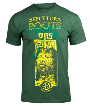 koszulka SEPULTURA - ROOTS 30 YEARS