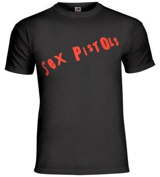 koszulka SEX PISTOLS - LOGO