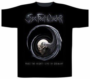koszulka SIX FEET UNDER - WAKE THE NIGHT