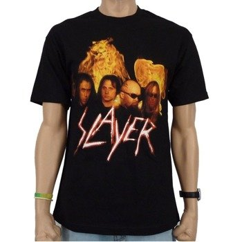 koszulka SLAYER - BAND NORTH AMERICA 2002