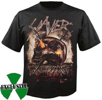 koszulka SLAYER - WORLD DOMINATION 2013