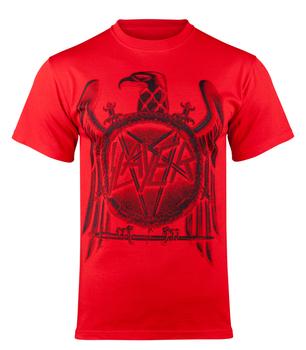 koszulka SLAYER czerwona