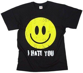 koszulka SMILEY - I HATE YOU