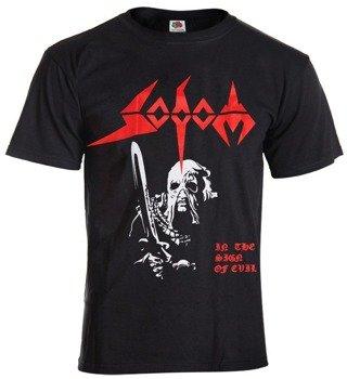koszulka SODOM - IN THE SIGN OF EVIL