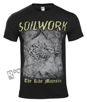 koszulka SOILWORK - THE RIDE MAJESTIC