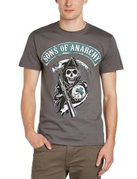 koszulka SONS OF ANARCHY - REAPER SHAMROCK