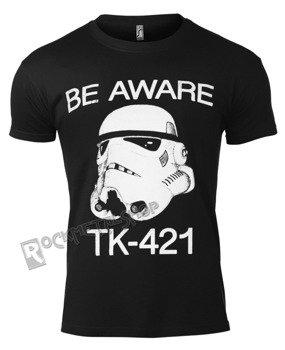 koszulka STAR WARS - BE AWARE TK-421