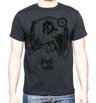 koszulka STAR WARS - LORD VADER GREY