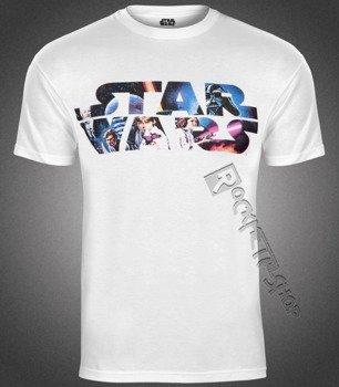 koszulka STAR WARS - SPACE MONTAGE 3