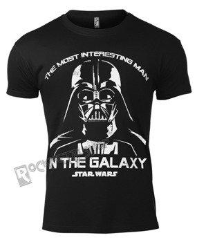 koszulka STAR WARS - THE MOST INTERESTING MAN IN THE GALAXY