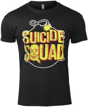koszulka SUICIDE SQUAD - BOMB LOGO
