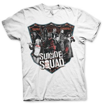 koszulka SUICIDE SQUAD - DENIABLE & EXPENDABLE