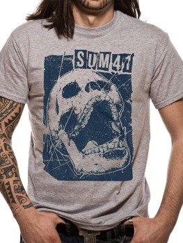 koszulka SUM 41 - SKULL