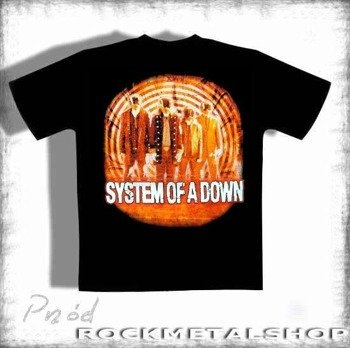 koszulka SYSTEM OF A DOWN -  ADMAT (1551TSBP)