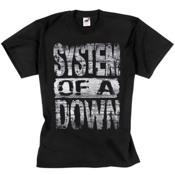 koszulka SYSTEM OF A DOWN - LOGO