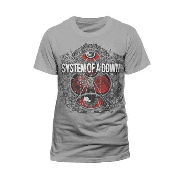 koszulka SYSTEM OF A DOWN - MATHMATICS