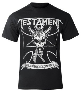 koszulka TESTAMENT - THE FORMATION OF DAMNATION