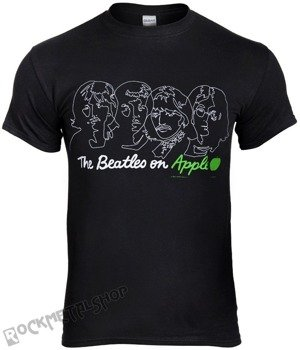 koszulka THE BEATLES - ON APPLE
