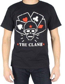 koszulka THE CLASH - STRAIGHT TO HELL