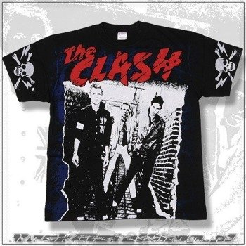 koszulka THE CLASH allprint