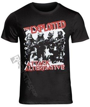koszulka THE EXPLOITED - ATTACK