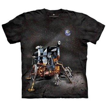 koszulka THE MOUNTAIN - APOLLLO LUNAR MODULE, barwiona