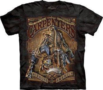 koszulka THE MOUNTAIN - CARPENTERS, barwiona