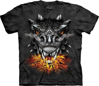 koszulka THE MOUNTAIN - FIRE EYES