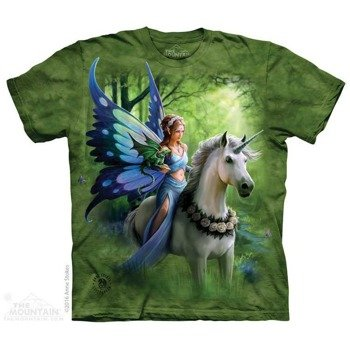 koszulka THE MOUNTAIN - REALM OF ENCH, barwiona