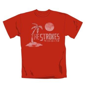 koszulka THE STROKES - JAPAN