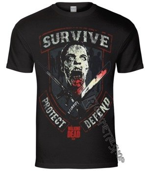 koszulka THE WALKING DEAD - SURVIVE