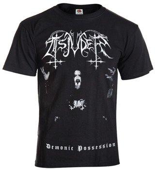 koszulka TSJUDER - DEMONIC POSSESSION