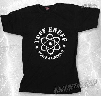 koszulka TUFF ENUFF - POWER GROOVE