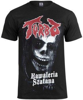 koszulka TURBO - KAWALERIA SZATANA