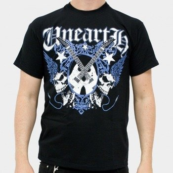koszulka UNEARTH (GIVE ME SHRED (BLACK)