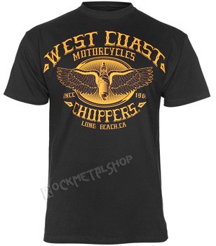 koszulka WEST COAST CHOPPERS - WINGS LOGO