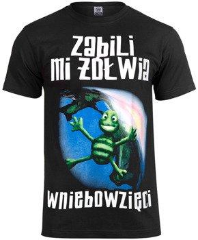 koszulka ZABILI MI ŻÓŁWIA - WNIEBOWZIĘCI