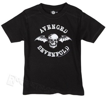 koszulka dziecięca AVENGED SEVENFOLD - LOGO