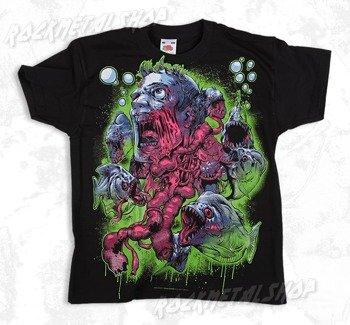 koszulka dziecięca BLACK ICON - PIRANHA ATTACK