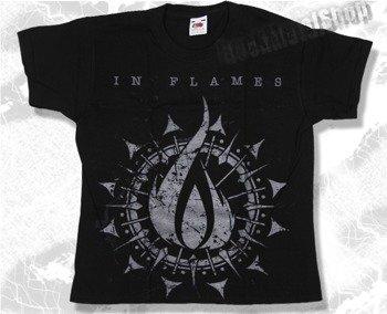 koszulka dziecięca IN FLAMES