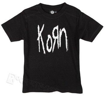 koszulka dziecięca KORN - LOGO