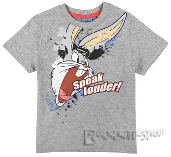 koszulka dziecięca KRÓLIK BUGS - SPEAK LOUDER!