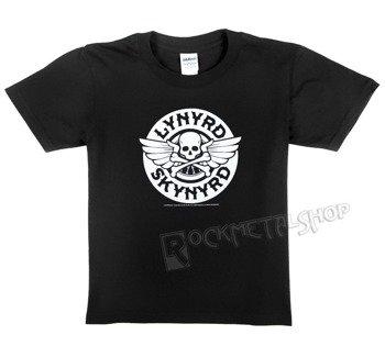 koszulka dziecięca LYNYRD SKYNYRD - BLACK SKULL DONUT