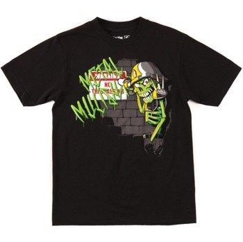 koszulka dziecięca METAL MULISHA - EYEGORE SPRAY czarna