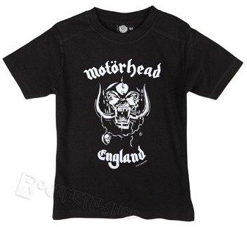 koszulka dziecięca MOTORHEAD - ENGLAND