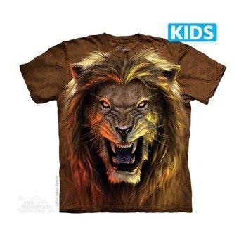koszulka dziecięca THE MOUNTAIN - BEAST, barwiona
